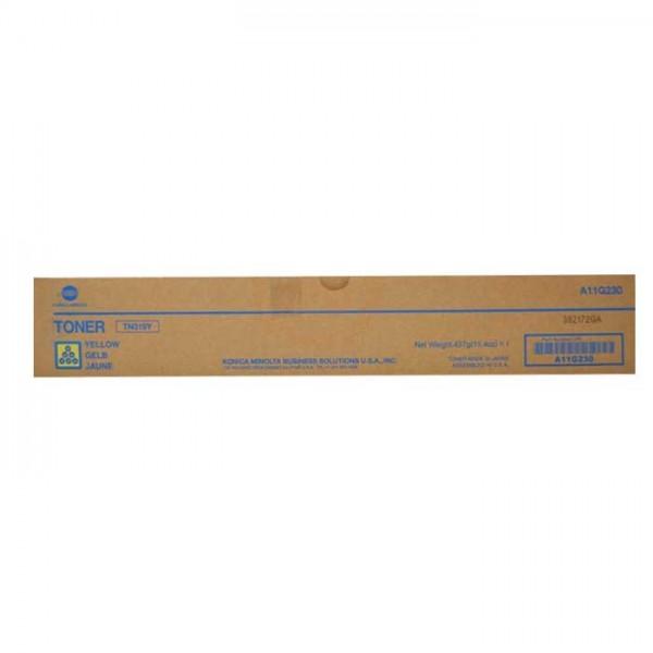 Ori. Konica Minolta TN-319Y Toner A11G250 yellow - reduziert!