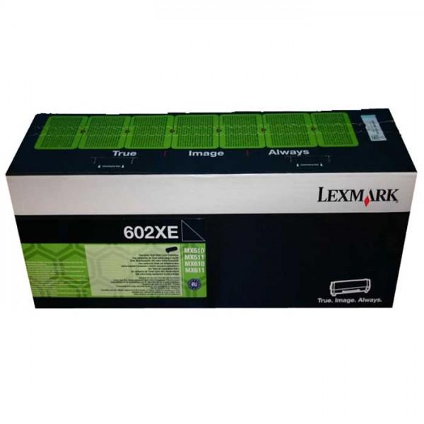 Lexmark Toner 60F2X0E black