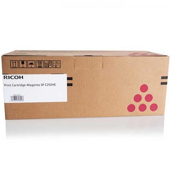 Ricoh SP C252 Toner 407718 magenta