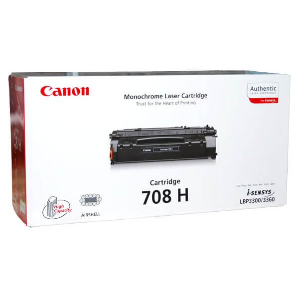 Original Canon 708 Toner 0266b002 black - reduziert