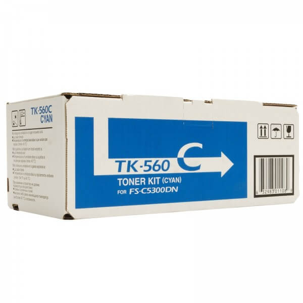 Kyocera Toner TK-560C cyan