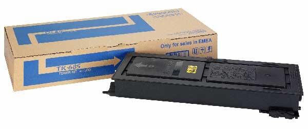Original Kyocera Toner TK-685 black - Neu & OVP