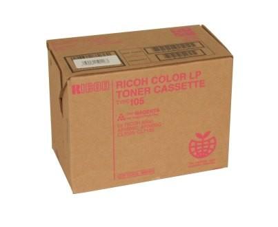 Ricoh Type 105 Toner 885408 magenta - reduziert