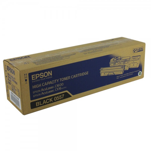 Epson S050557 Toner C13S050557 black