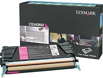 Original Lexmark Toner C5340MX magenta - Neu & OVP