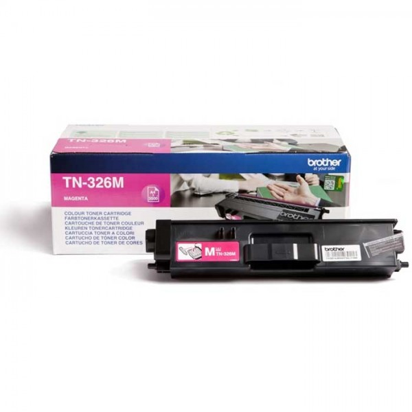 Original Brother Toner TN-326M magenta - Neu & OVP