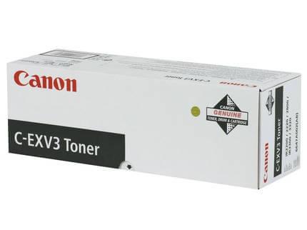 Original Canon C-EXV3 Toner 6647A002 black - reduziert