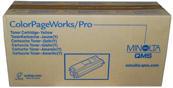 Original Konica Minolta Toner 0940501 yellow - Neu & OVP
