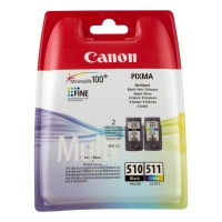 Canon Tinte PG-510/CL-511 Multipack 4-farbig