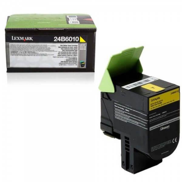 Lexmark Toner 24B6010 yellow
