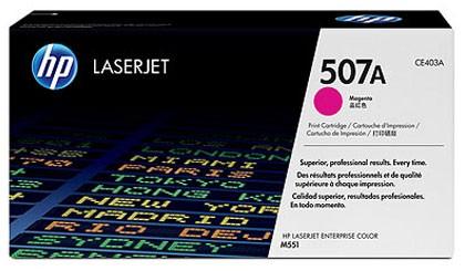 HP Color Laserjet Toner CE403A magenta - reduziert