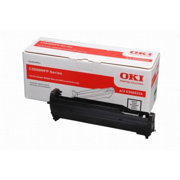 OKI Bildtrommel 43460224 black - reduziert