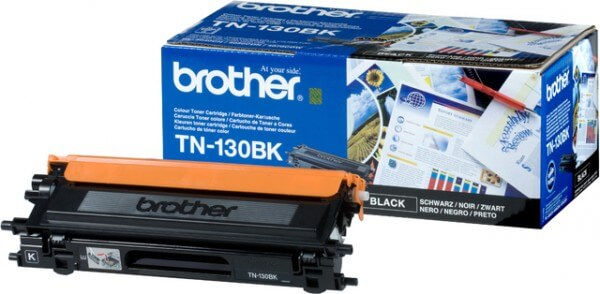Brother Toner TN-130BK black - C-Ware