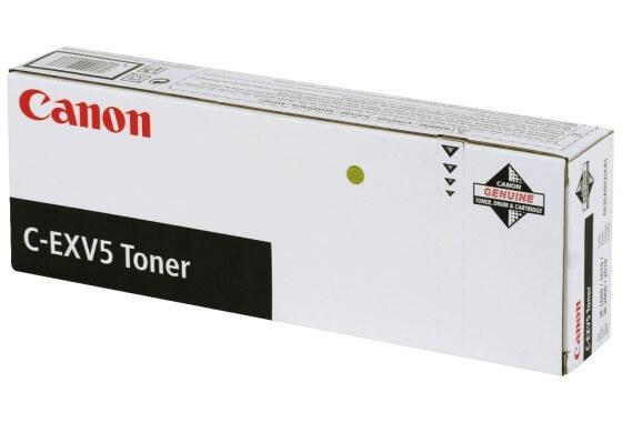 Original Canon C-EXV5 Toner 6836A002 black - Neu & OVP