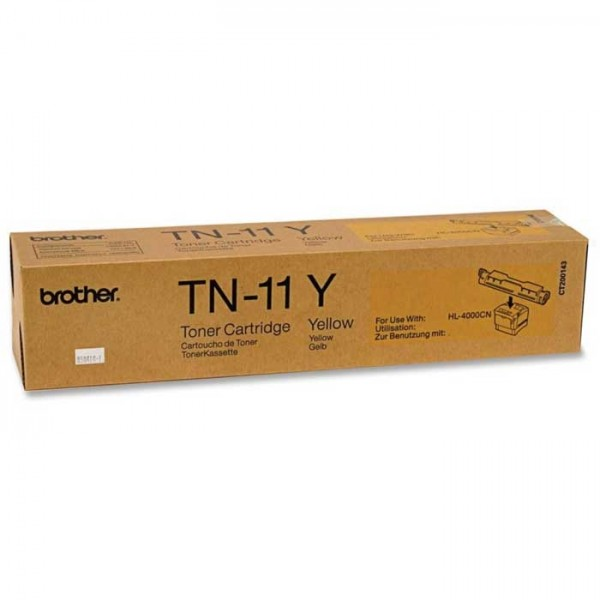 Brother Toner TN-11Y yellow