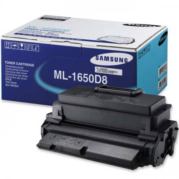 Original Samsung Toner ML-1650D8 black - reduziert