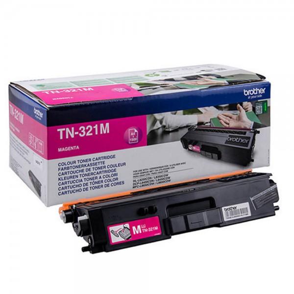 Original Brother Toner TN-321M magenta - Neu & OVP