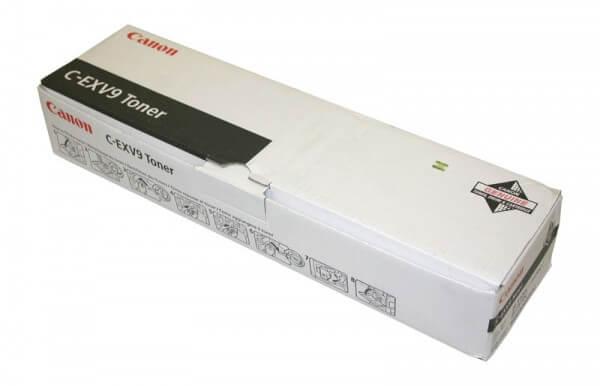 Original Canon C-EXV9 Toner 8640A002 black - reduziert