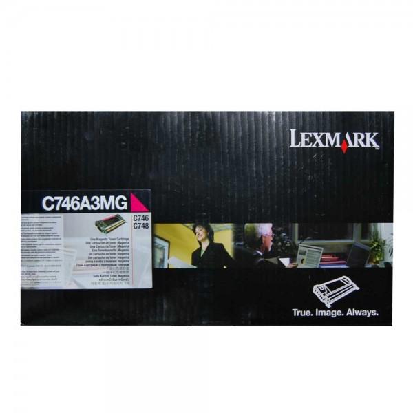 Original Lexmark Toner C746A3MG - Neu & OVP