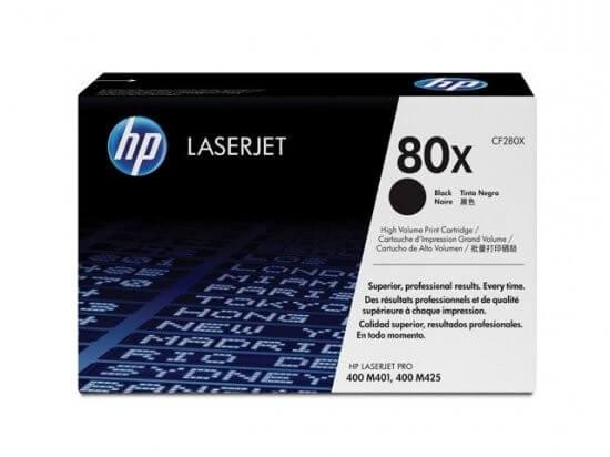 HP Laserjet Toner CF280X black - C-Ware