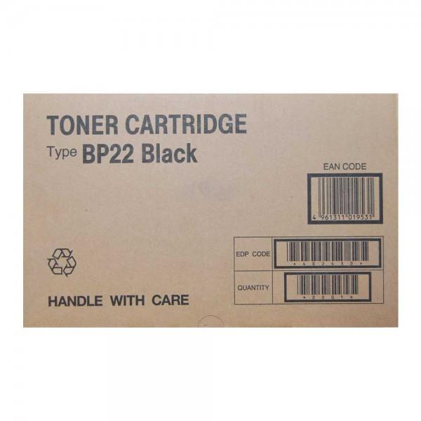 Original Ricoh Toner 402430 black - Neu & OVP