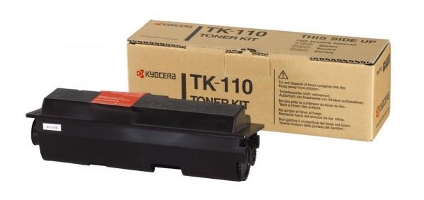 Original Kyocera Toner TK-110 black - reduziert