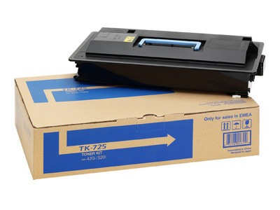 Original Kyocera Toner TK-725 black - Neu & OVP