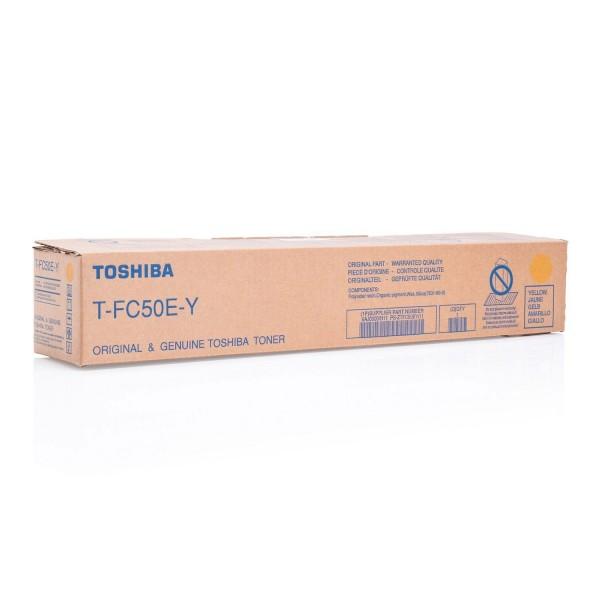 Toshiba Toner T-FC50EY yellow
