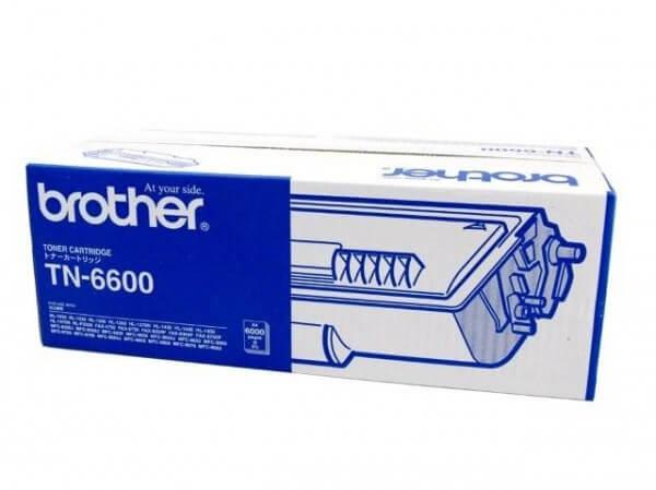 Original Brother Toner TN-6600 black - Neu & OVP