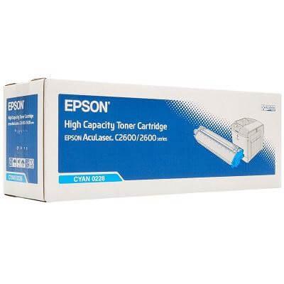 Epson AcuLaser Toner S050228 cyan - reduziert