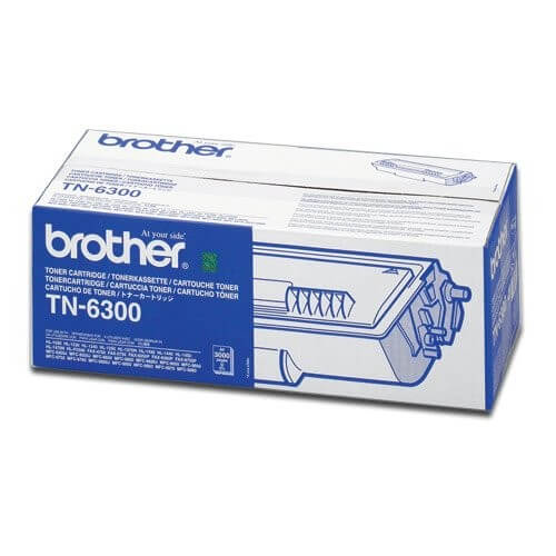 Original Brother Toner TN-6300 black - Neu & OVP