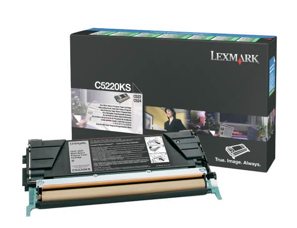 Lexmark Toner C5220KS black