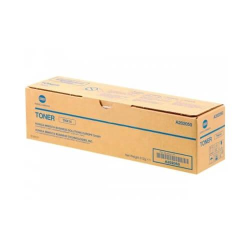 Ori. Konica Minolta TN414 Toner A202050 black - reduziert