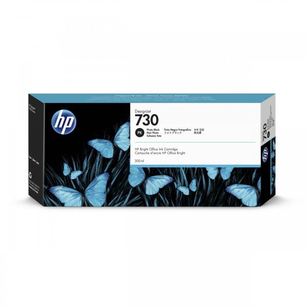 HP Tinte 730 P2V73A photo black