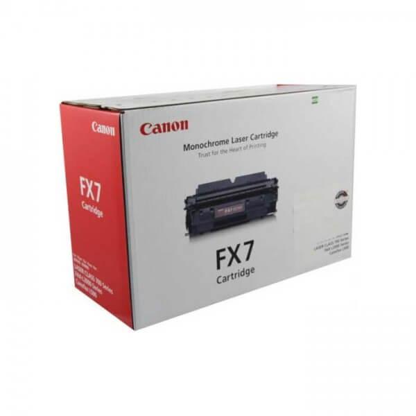 Original Canon FX-7 Toner 7621A002 black - reduziert