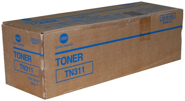 Ori. Konica Minolta TN-311 Toner 8938-404 black