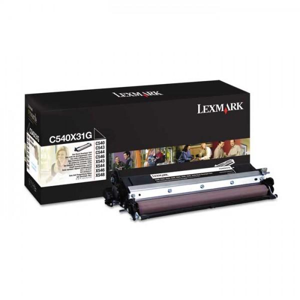 Original Lexmark Fotoleiter C540X31G black - C-Ware