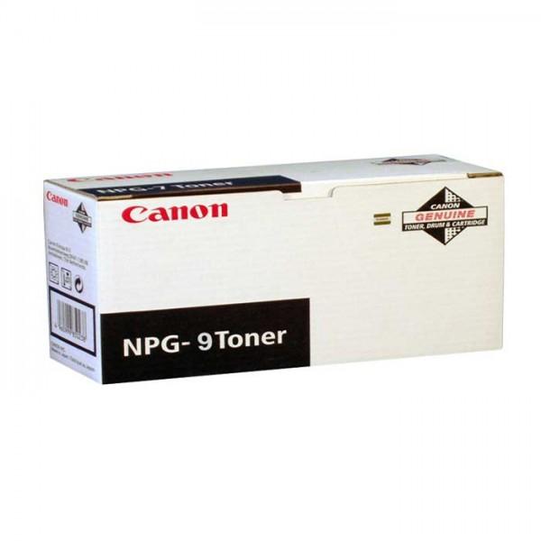 Original Canon Toner NPG-9 black 1379a003 - Neu & OVP