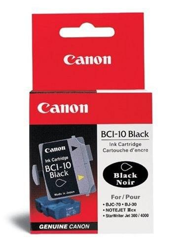 Original Canon BCI-10 Tinte black - Neu & OVP