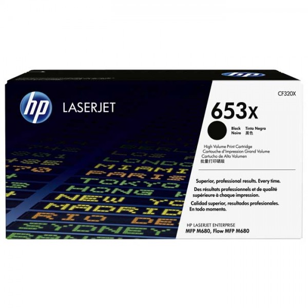 Original HP Color Laserjet Pro MFP CF320X black - reduziert