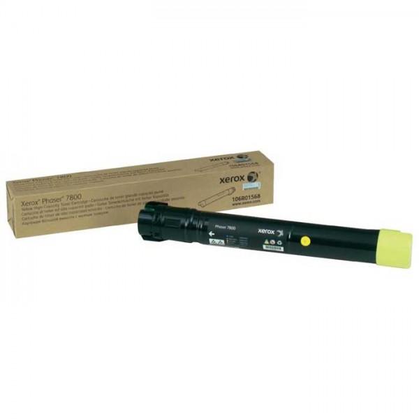 Original Xerox Phaser Toner 106R01568 yellow - NEU & OVP!
