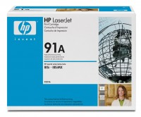 Original HP Laserjet Toner 92291A black - reduziert