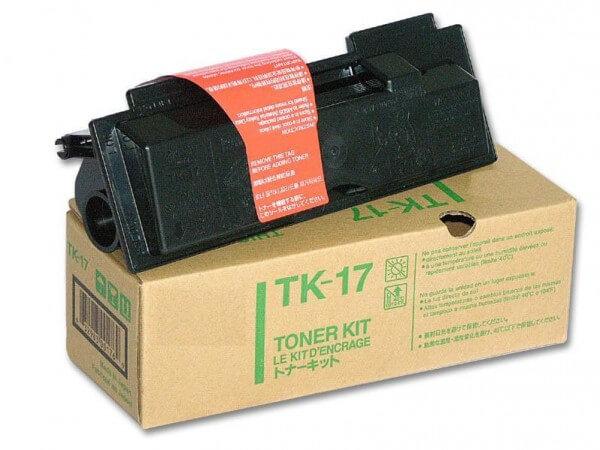 Original Kyocera Toner TK-17 black - reduziert