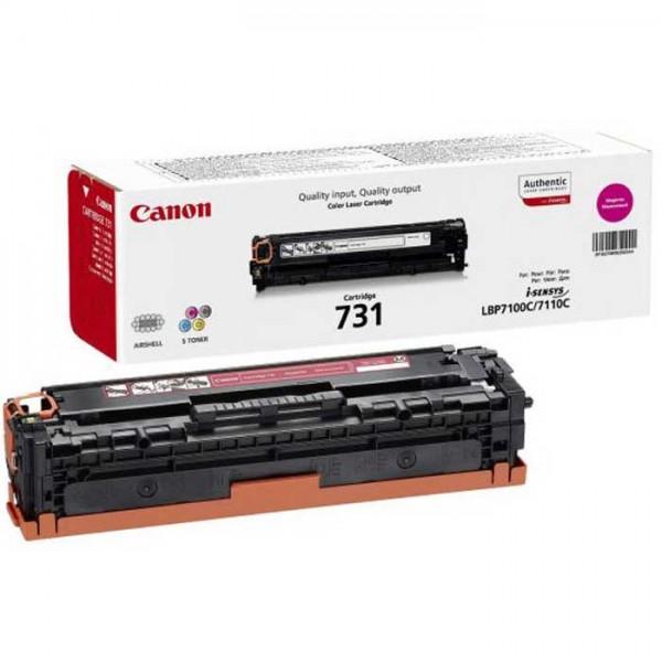 Original Canon Toner 731M Toner 6270B002 magenta - Neu & OVP
