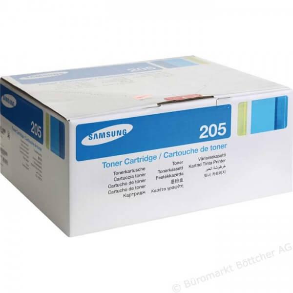 Samsung Toner MLT-D205U black - reduziert