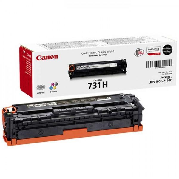 Original Canon Toner 731H Toner 6273B002 black - reduziert