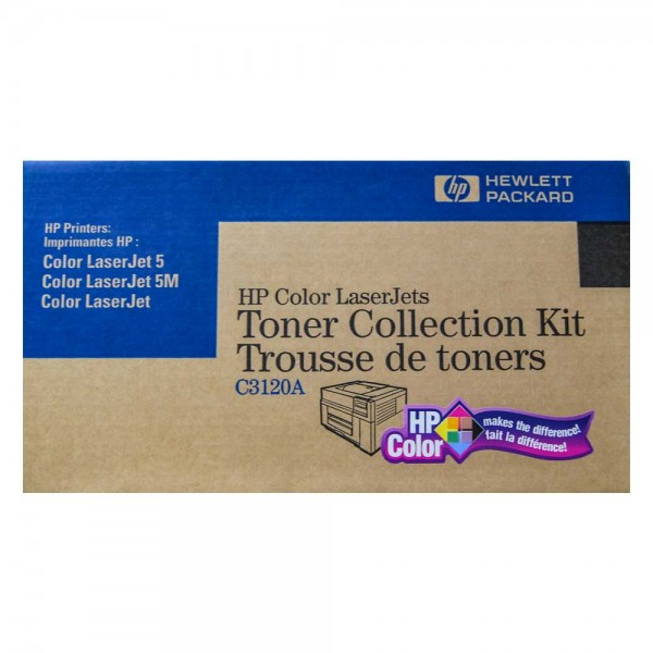 Original HP Laserjet Toner-Aufnahmesatz C3120A - Neu & OVP
