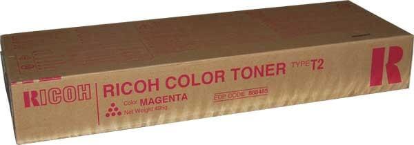 Original Ricoh Toner 888485 Type T2 magenta - Neu & OVP