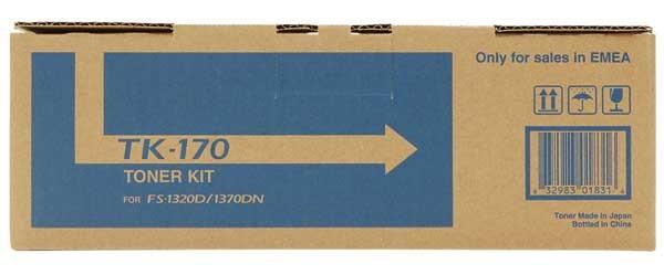 Kyocera Toner TK-170 black - reduziert