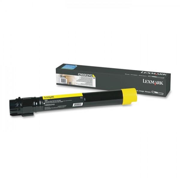 Original Lexmark Toner C950X2YG - Neu & OVP
